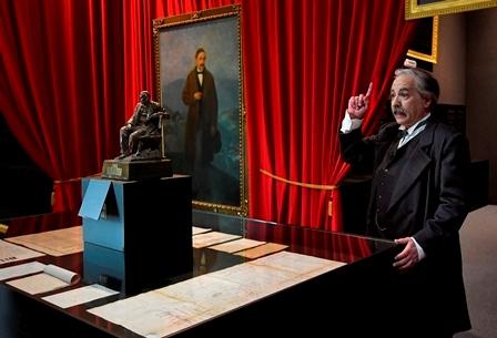 EXPOSICIÓN: ANTONIO DE TRUEBA (1819-1889) CRONISTA DE BIZKAIA