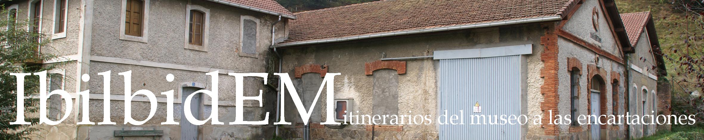La Mella. Ferrería e hidroeléctrica. Zalla