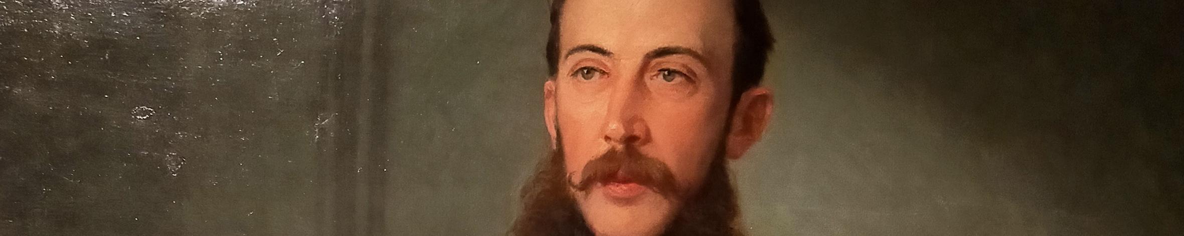 Nuestro patrimonio: Retrato de Ricardo Balparda Fernández (Juan de Barroeta 1881)